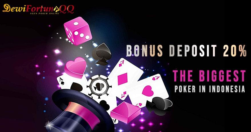 Promo Bonus Agen Poker QQ Terpercaya2