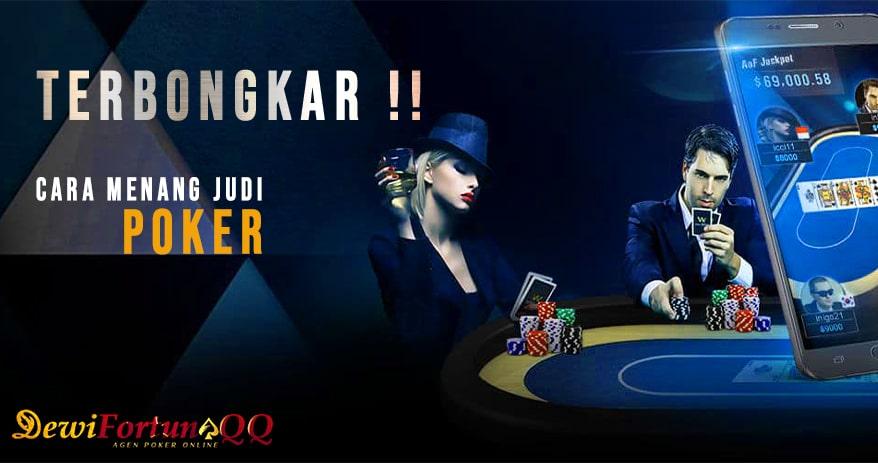 Terbongkar Cara Curang Main Judi Poker Online Uang Asli2